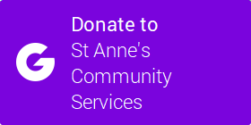 Donate to St Annes Community Services