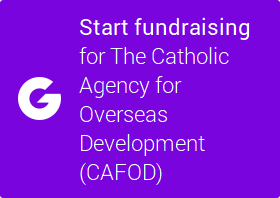A-Z of fundraising ideas for charity | CAFOD